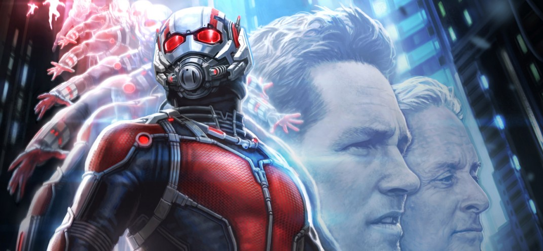 The new Ant-Man trailer is here!