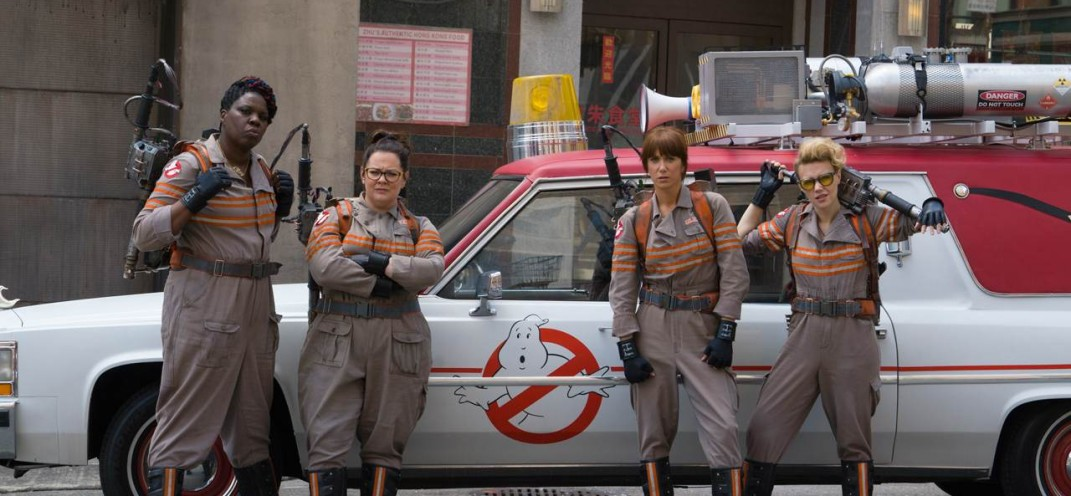 Ghostbusters: Suited and Booted