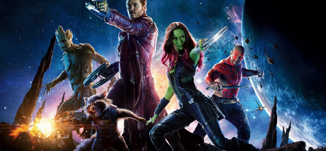 Guardians of the Galaxy 2 has a title