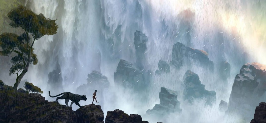 Mowgli's back in the first trailer for The Jungle Book.