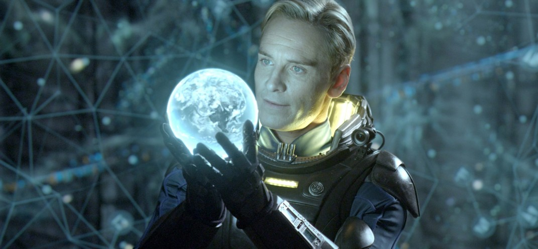 The Prometheus sequel has a name