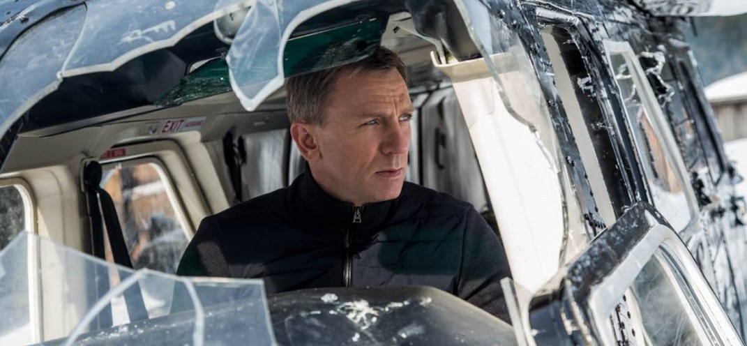 James Bond goes rogue in new SPECTRE trailer