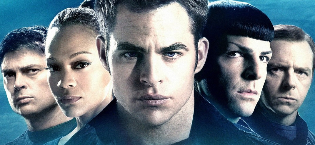 The first Star Trek Beyond trailer beams in!