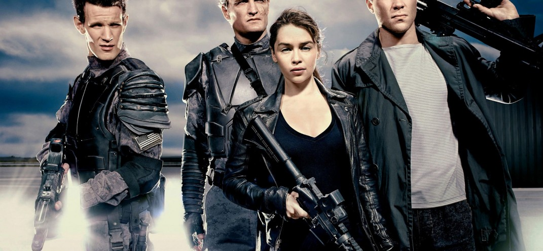 Terminator: Genisys launches first trailer