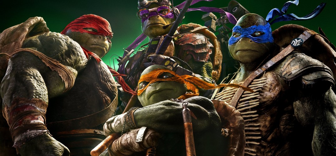 The trailer for Teenage Mutant Ninja Turtles: Out of the Shadows swings in