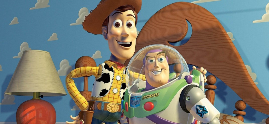 Toy Story 4 is a 'love story'