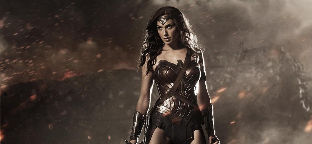 Wonder Woman revealed!