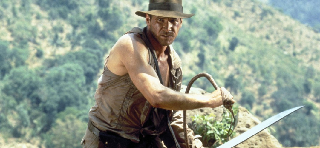 Harrison Ford returns as Indiana Jones