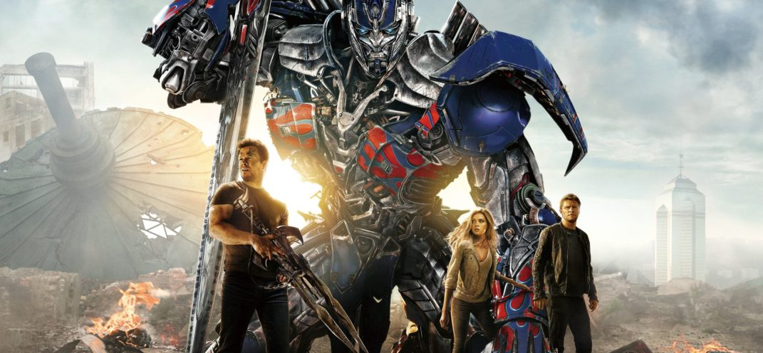 Transformers 5 is The Last Knight