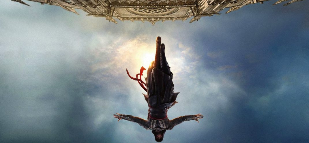 The first trailer for Michael Fassbender's Assassin's Creed is here