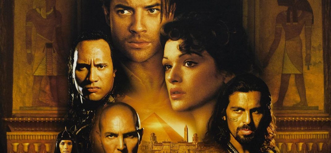 Russell Crowe cast in The Mummy reboot