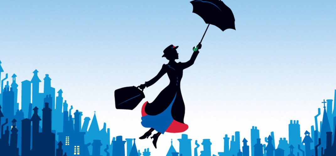 Mary Poppins is back!
