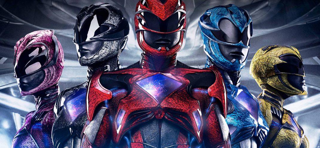 Screening Reviews… Power Rangers