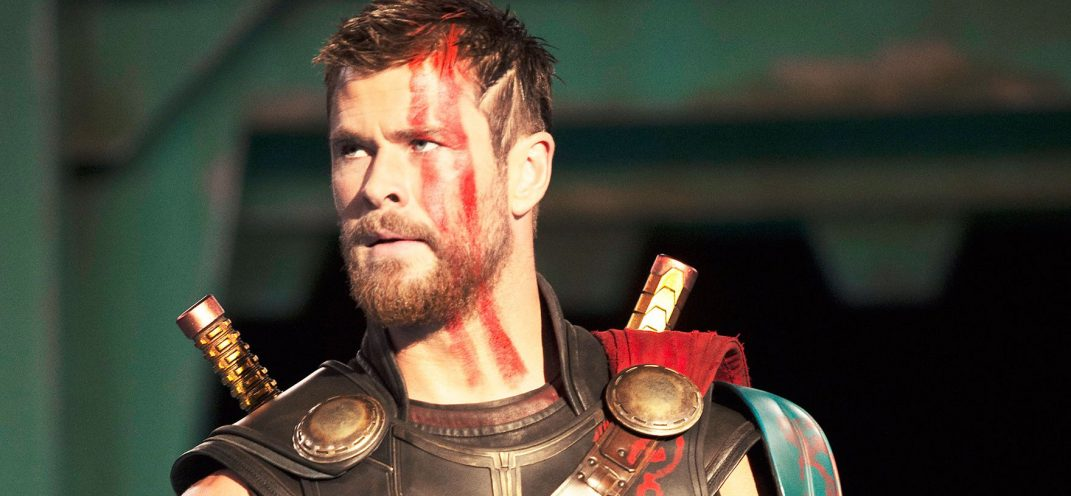 The first Thor: Ragnarok teaser is here